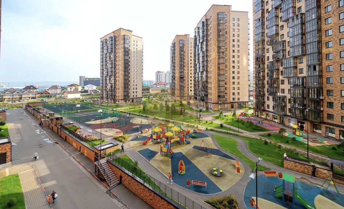1к квартира Линейная ул., 122 | 22000 | аренда в Красноярске фото 0