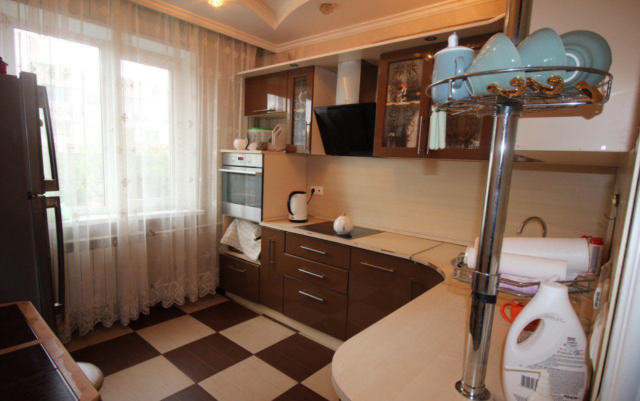 3к квартира Октябрьская ул., 1 | 41000 | аренда в Красноярске фото 4
