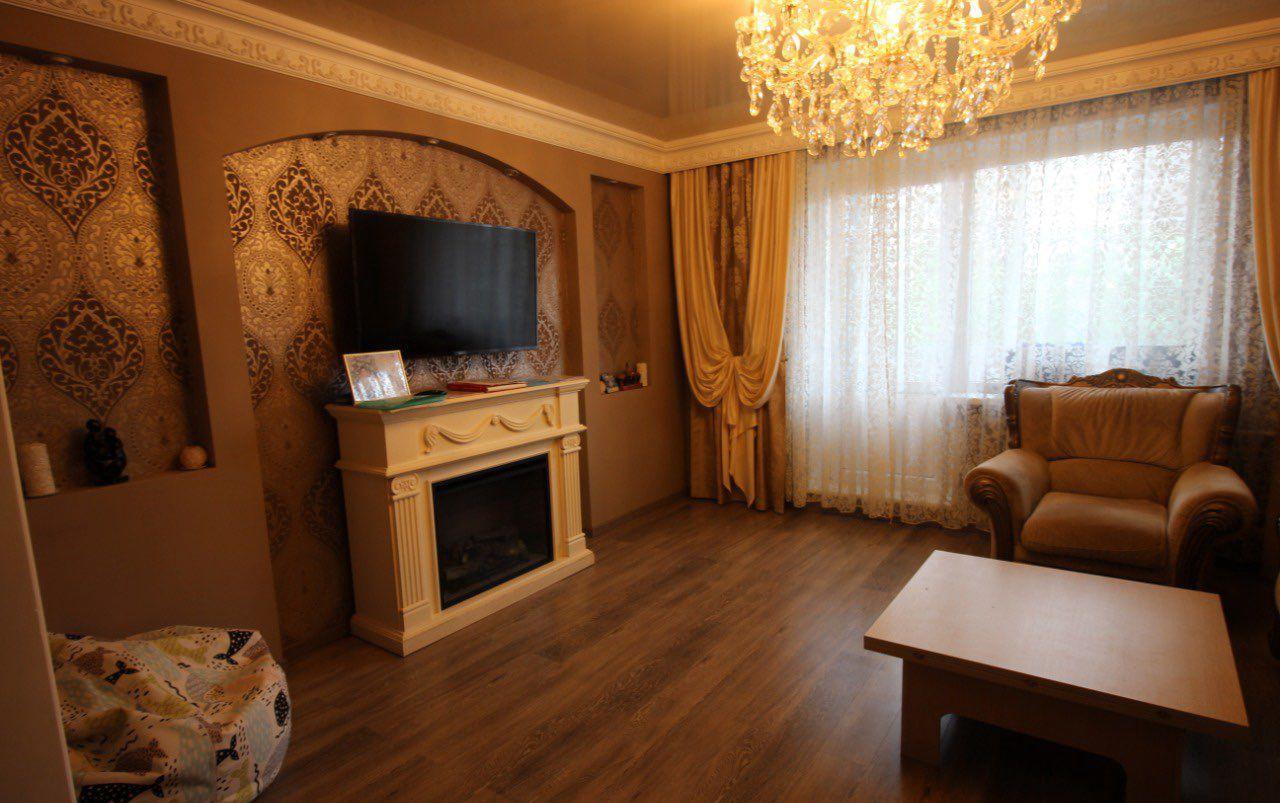 3к квартира Октябрьская ул., 1 | 41000 | аренда в Красноярске фото 1