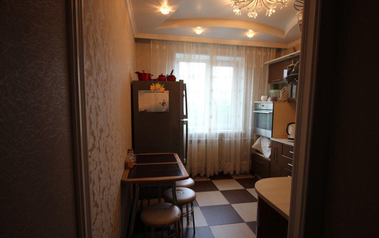 3к квартира Октябрьская ул., 1 | 41000 | аренда в Красноярске фото 3