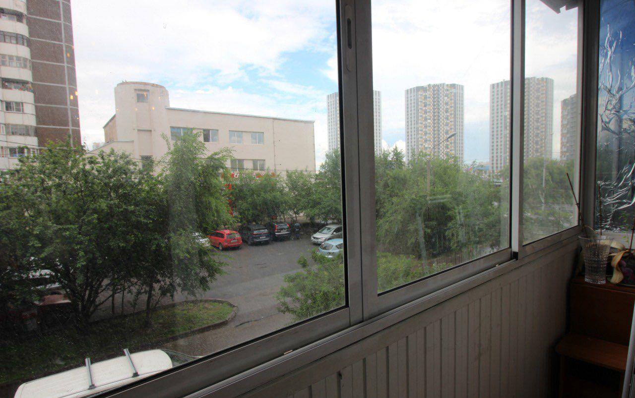 3к квартира Октябрьская ул., 1 | 41000 | аренда в Красноярске фото 22