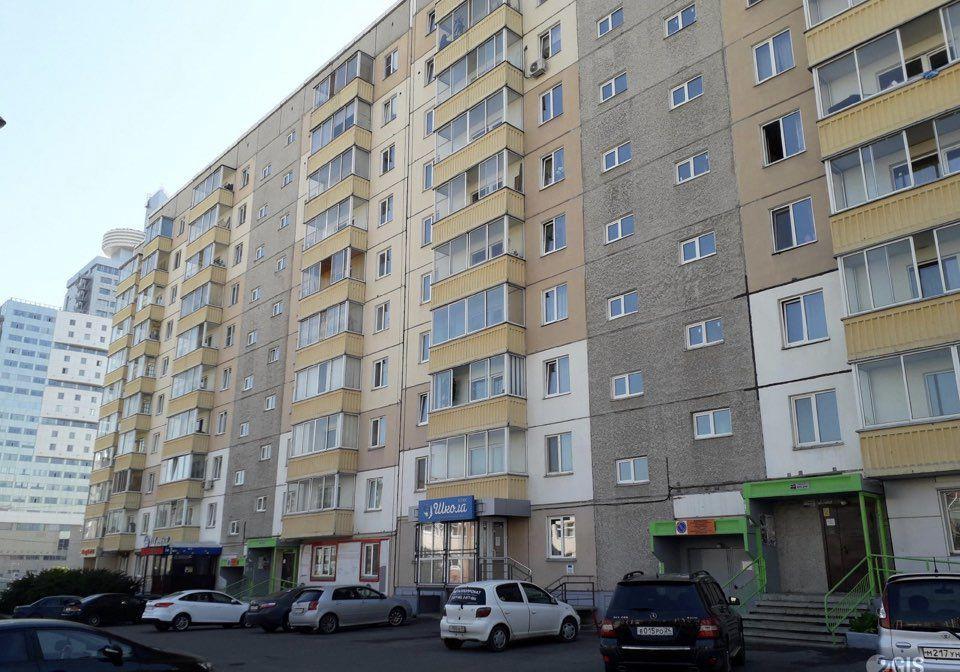 1к квартира ул. Молокова, 40 | 16000 | аренда в Красноярске фото 0