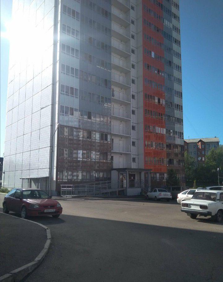 студия ул. Вильского, 36   14000   аренда в Красноярске фото 1