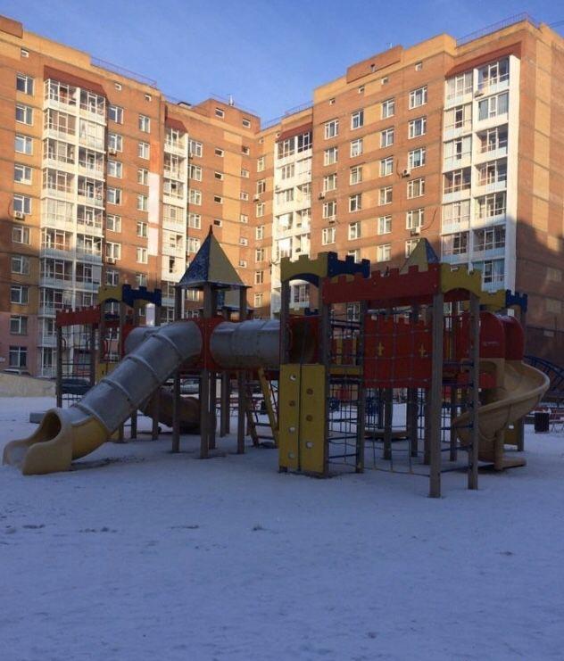 1к квартира ул. Молокова, 16   20000   аренда в Красноярске фото 0