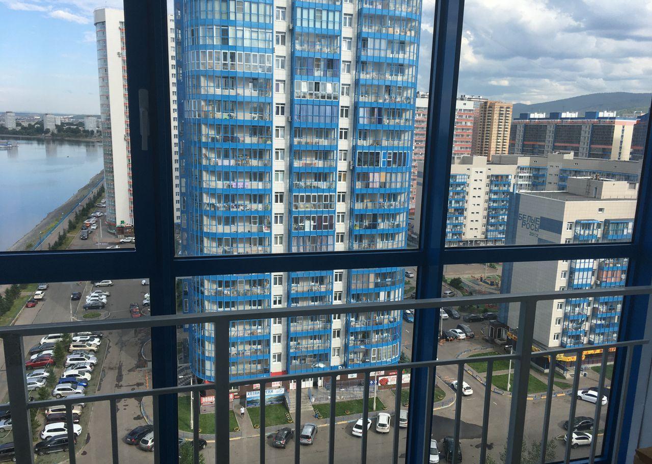 1к квартира Ярыгинская наб., 25 | 17000 | аренда в Красноярске фото 7