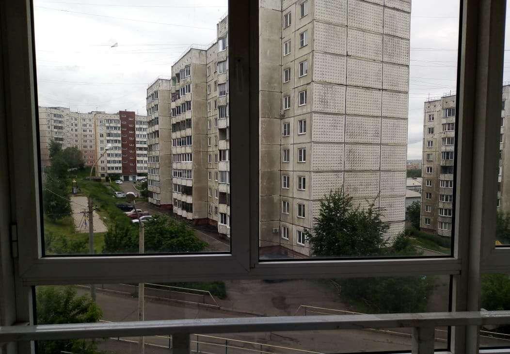 1к квартира пр-т Машиностроителей, 11А   15000   аренда в Красноярске фото 10