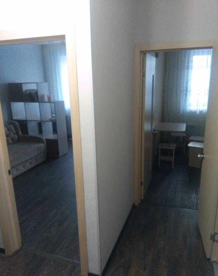 1к квартира ул. Карамзина, 22 | 17000 | аренда в Красноярске фото 4