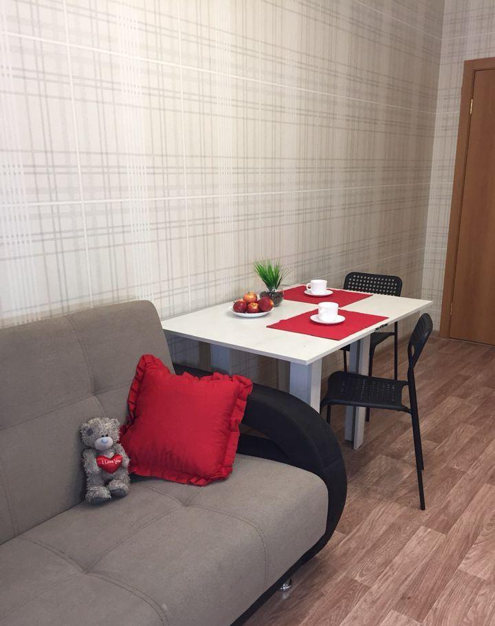 1к квартира Апрельская ул., 5Б   17000   аренда в Красноярске фото 3