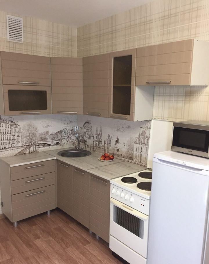 1к квартира Апрельская ул., 5Б   17000   аренда в Красноярске фото 1