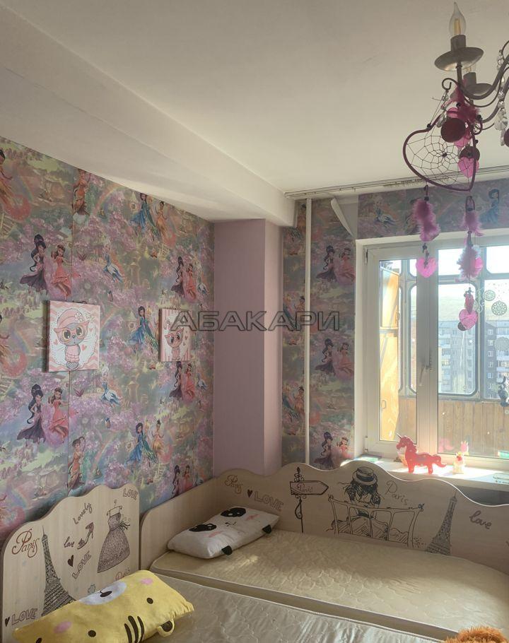 4к квартира ул. Железнодорожников, 16   24000   аренда в Красноярске фото 3