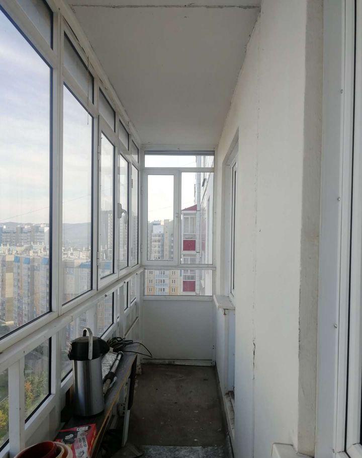 1к квартира ул. Чернышевского, 110 | 14000 | аренда в Красноярске фото 3