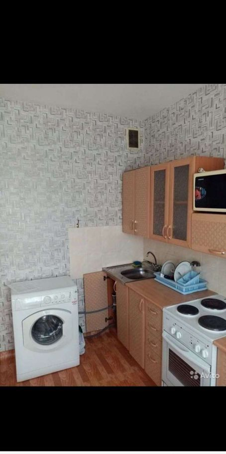 1к квартира ул. Быковского, 5 | 14000 | аренда в Красноярске фото 4