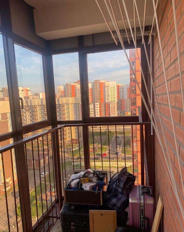 1к квартира ул. Любы Шевцовой, 84 | 15000 | аренда в Красноярске фото 7