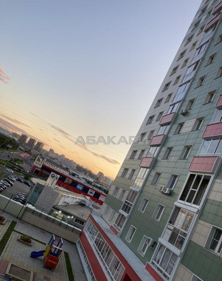 1к квартира ул. Алексеева, 48А   27000   аренда в Красноярске фото 9