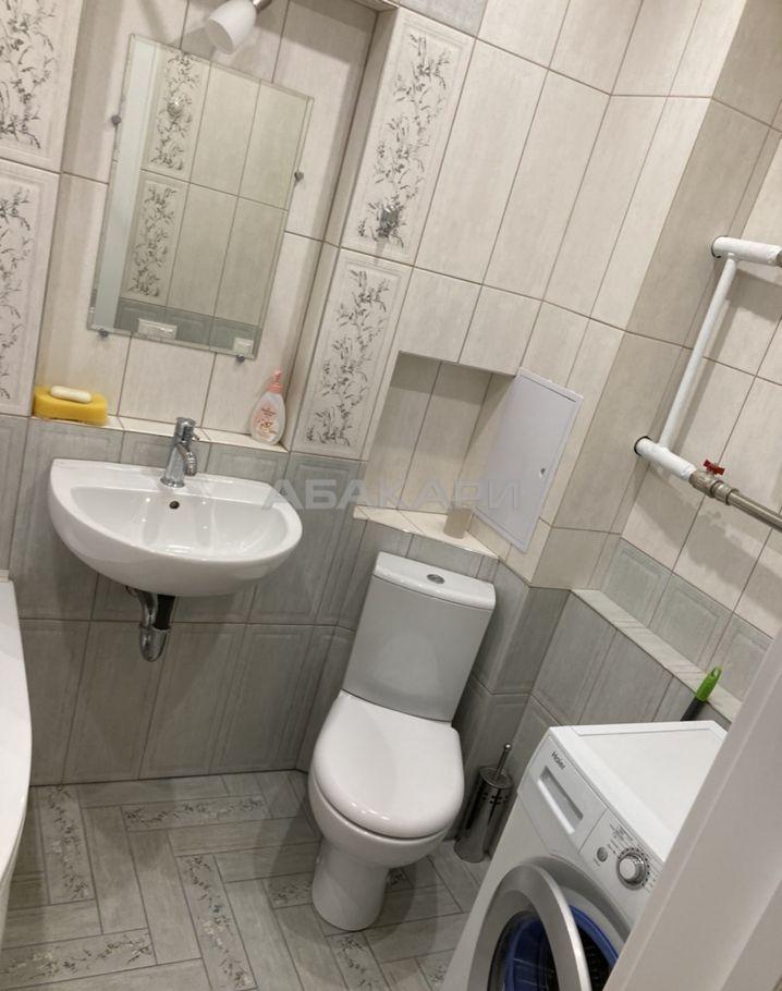 1к квартира ул. Алексеева, 48А   27000   аренда в Красноярске фото 4