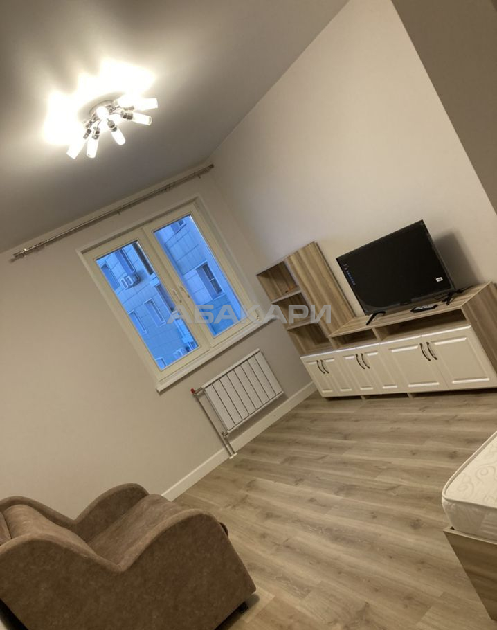 1к квартира ул. Алексеева, 48А   27000   аренда в Красноярске фото 7