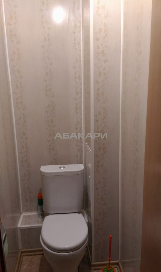 2к квартира ул. 78-й Добровольческой Бригады, 21   23000   аренда в Красноярске фото 12