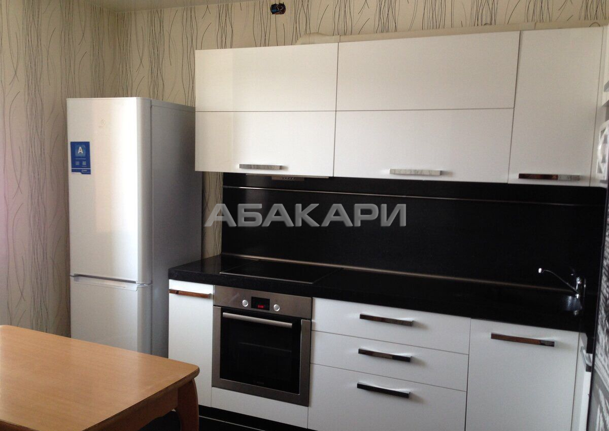 1к квартира микрорайон Северный, ул. Мате Залки, 37   25000   аренда в Красноярске фото 0
