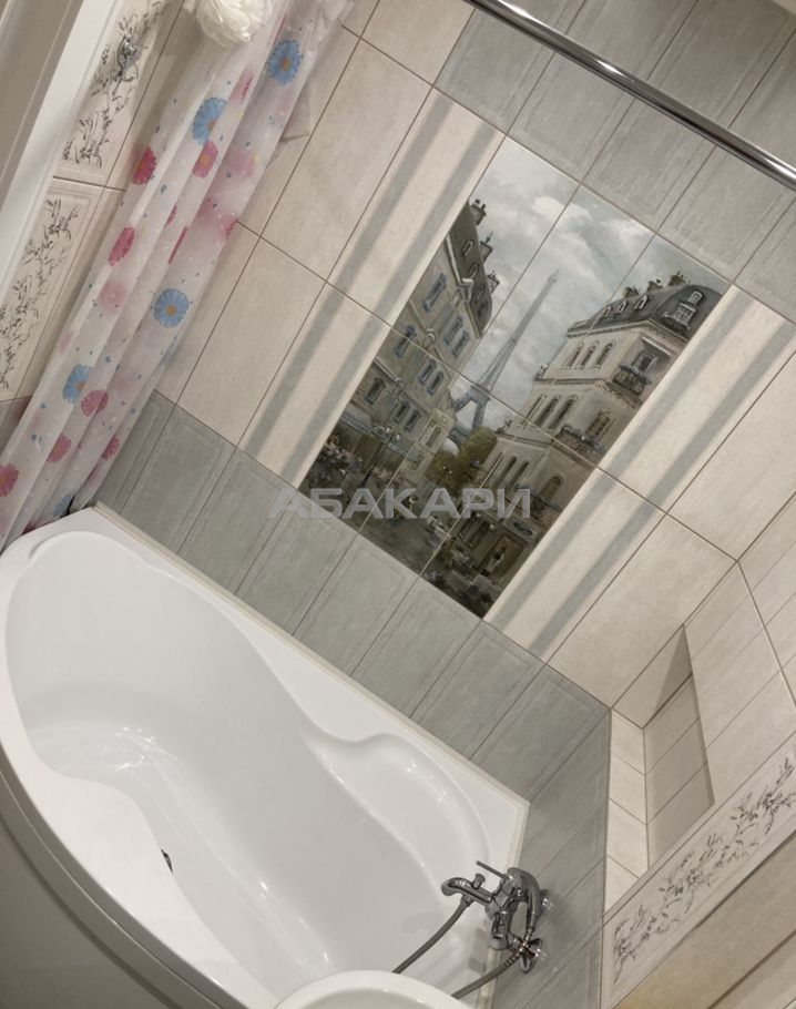 1к квартира ул. Алексеева, 48А   27000   аренда в Красноярске фото 5