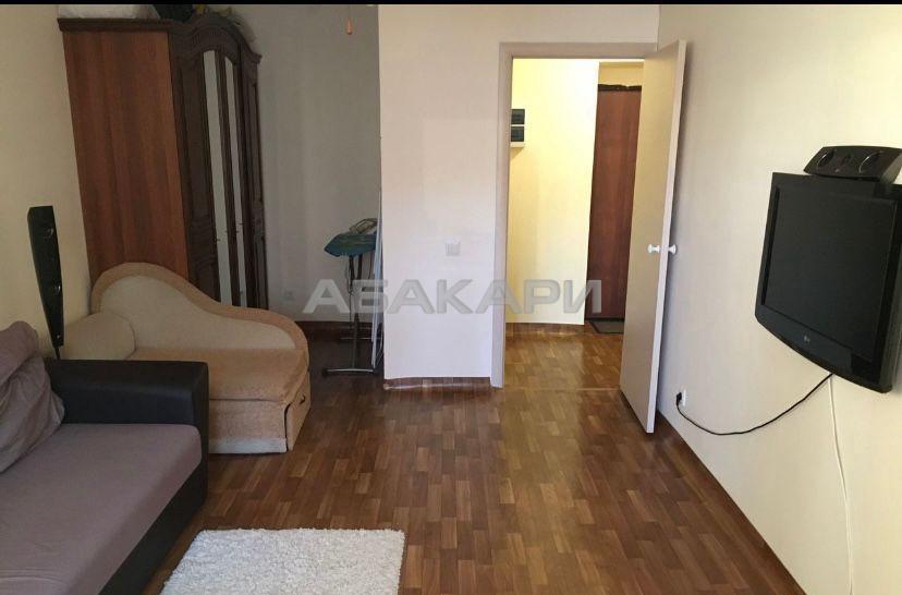 1к квартира ул. Карамзина, 20 8/14 - 38кв | 16000 | аренда в Красноярске фото 3