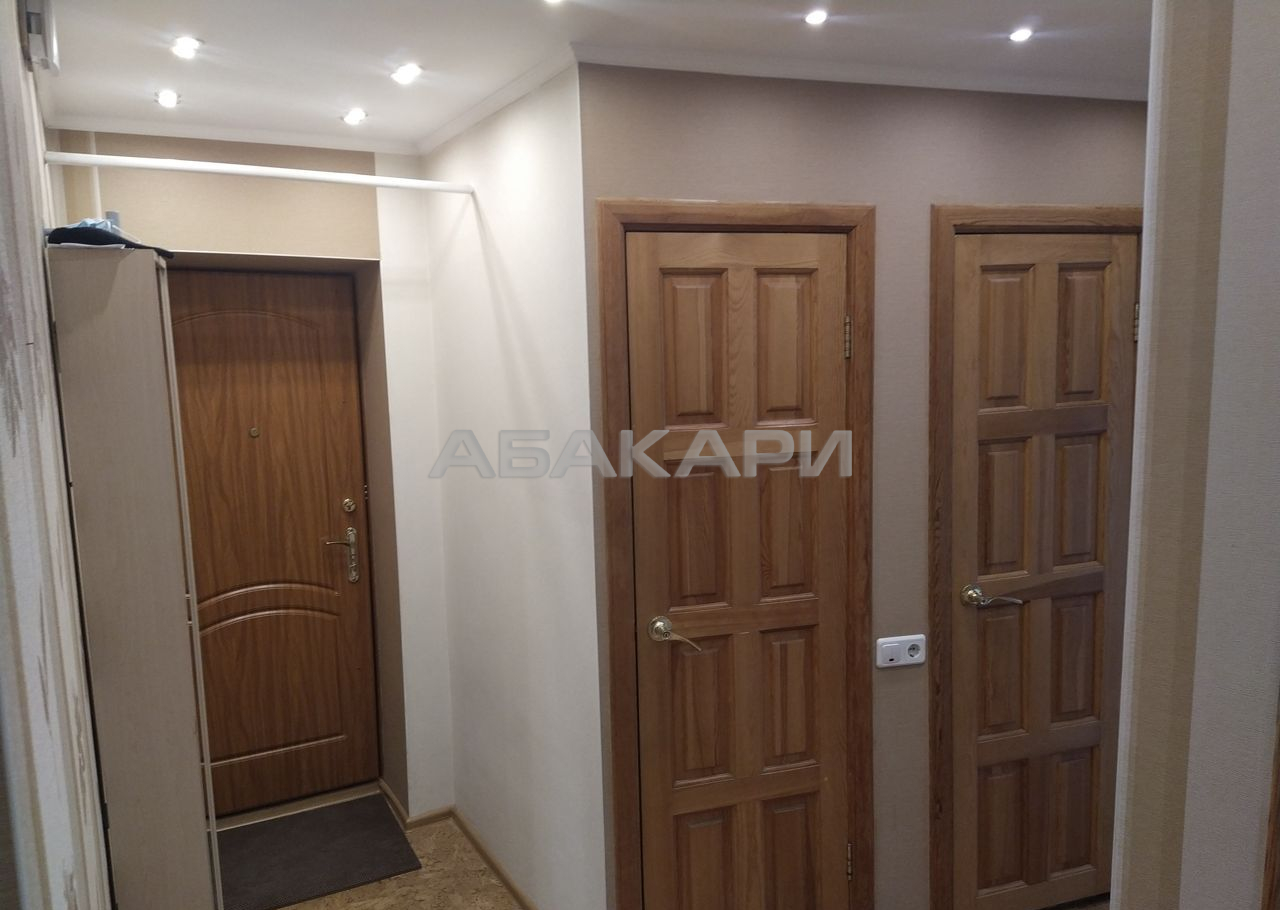 2к квартира ул. Урицкого, 41   25000   аренда в Красноярске фото 1