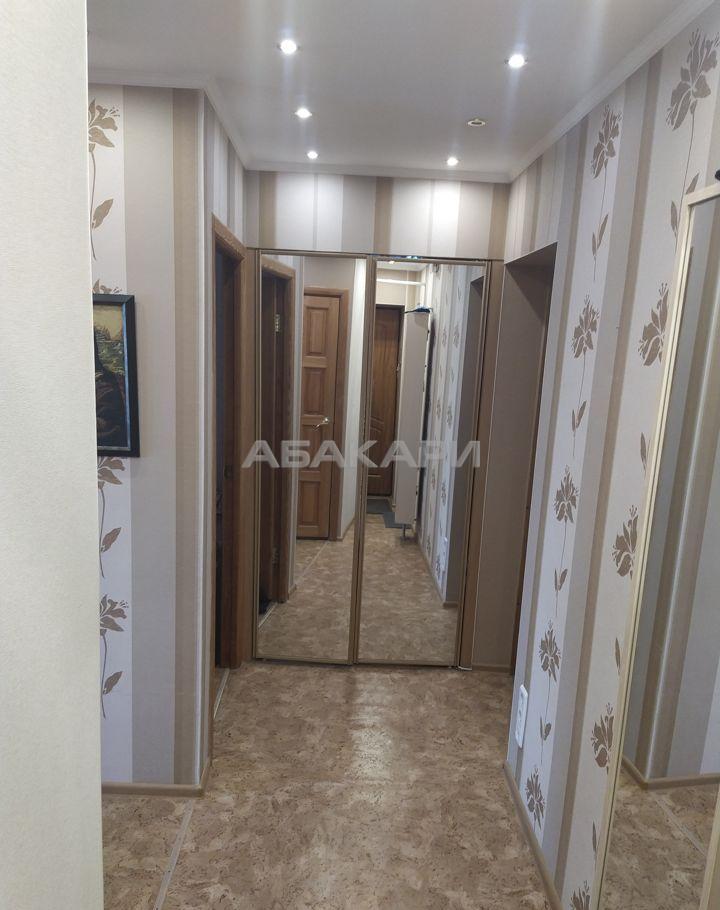 2к квартира ул. Урицкого, 41   25000   аренда в Красноярске фото 3