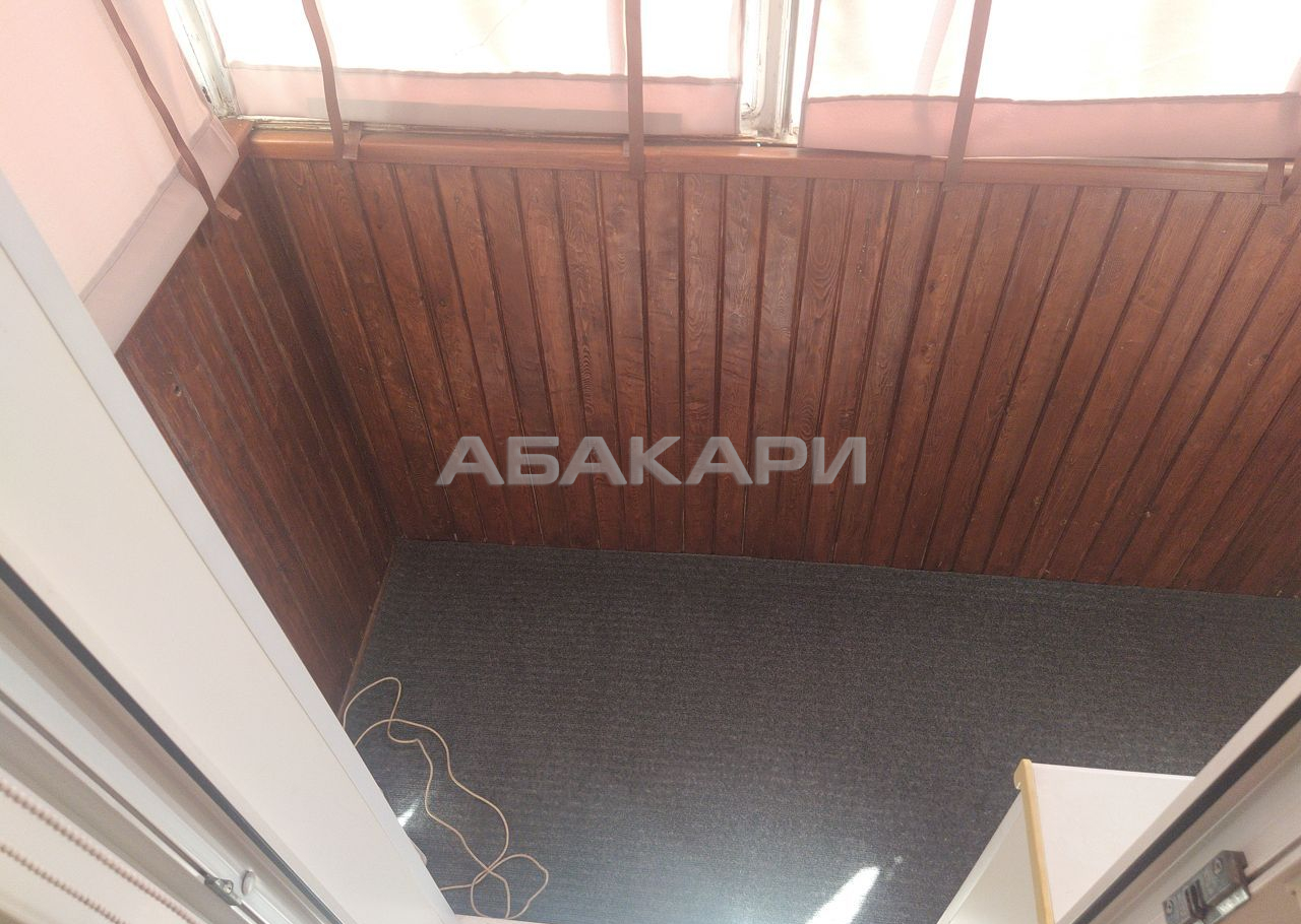 2к квартира ул. Урицкого, 41   25000   аренда в Красноярске фото 13