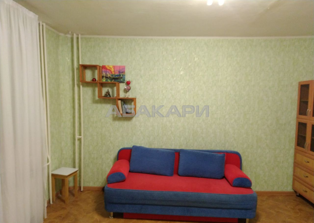 1к квартира ул. Академгородок, 17А | 16000 | аренда в Красноярске фото 8