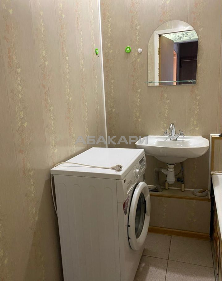 1к квартира ул. Воронова, 12К | 14000 | аренда в Красноярске фото 1