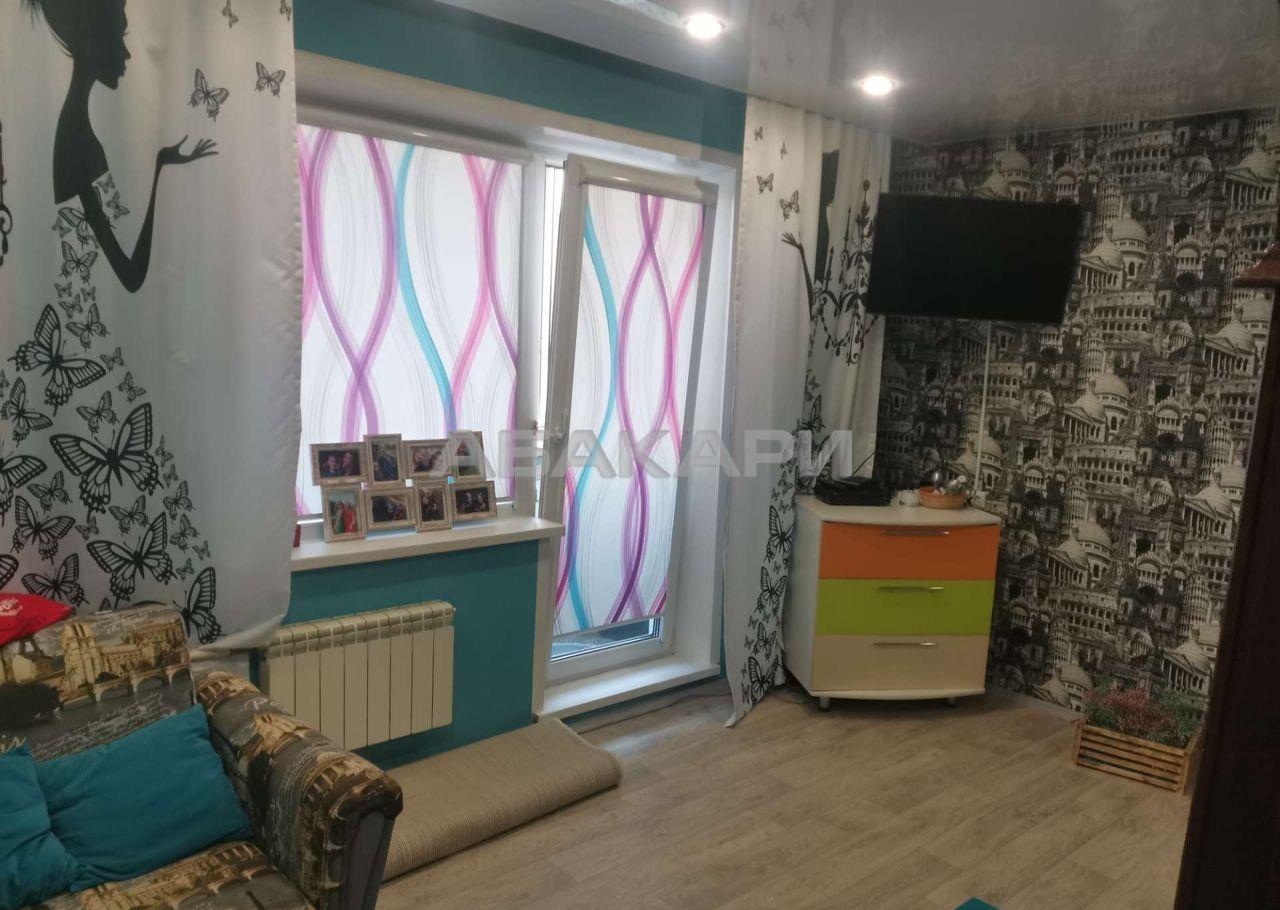 1к квартира микрорайон Ветлужанка, ул. Петра Словцова, 7   17000   аренда в Красноярске фото 0