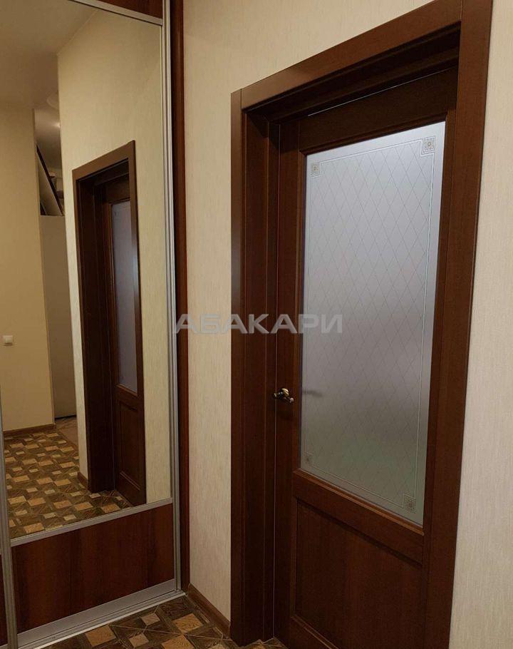 2к квартира ул. Авиаторов, 21 | 60000 | аренда в Красноярске фото 2