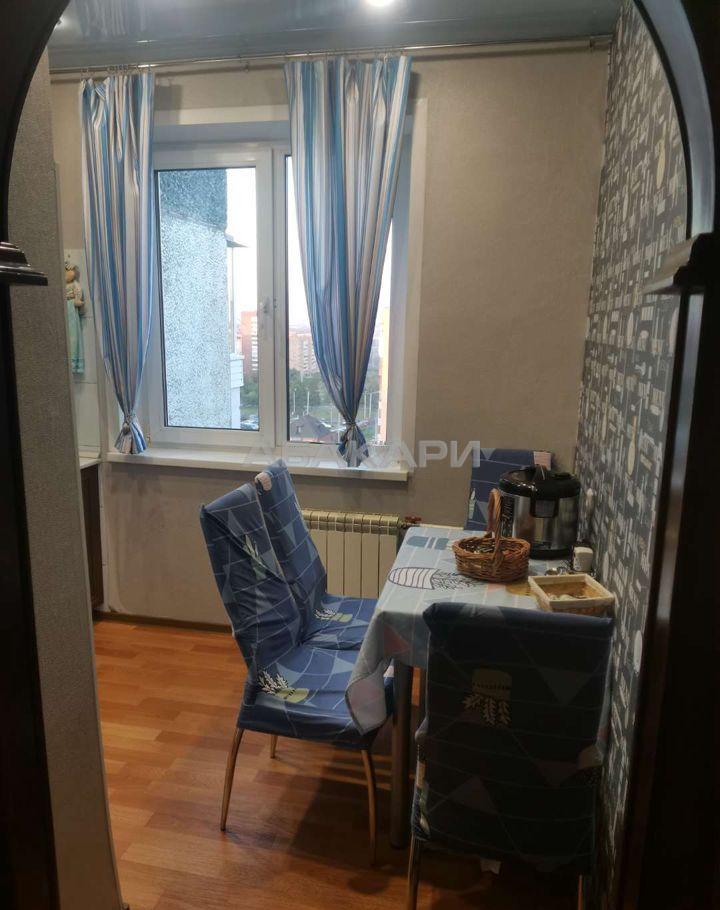 1к квартира микрорайон Ветлужанка, ул. Петра Словцова, 7   17000   аренда в Красноярске фото 4