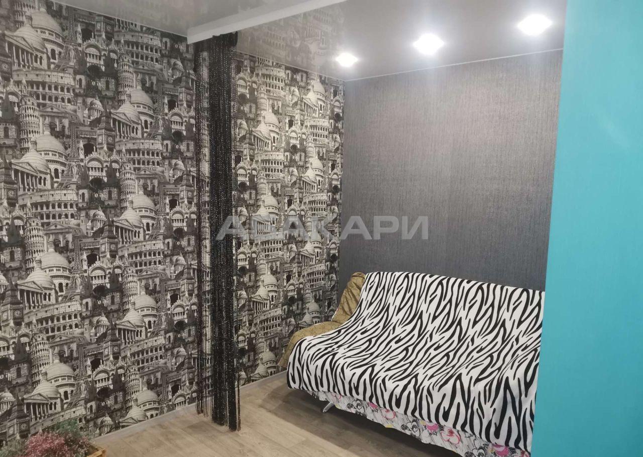 1к квартира микрорайон Ветлужанка, ул. Петра Словцова, 7   17000   аренда в Красноярске фото 9