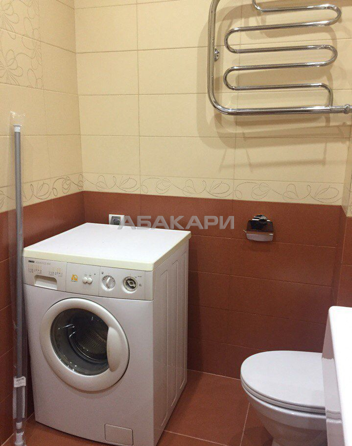 3к квартира Краснодарская ул., 35   27000   аренда в Красноярске фото 1
