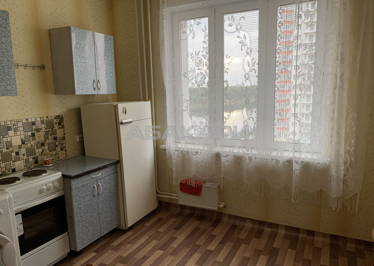 1к квартира Ярыгинская наб., 19 7/25 - 363кв | 15000 | аренда в Красноярске фото 6