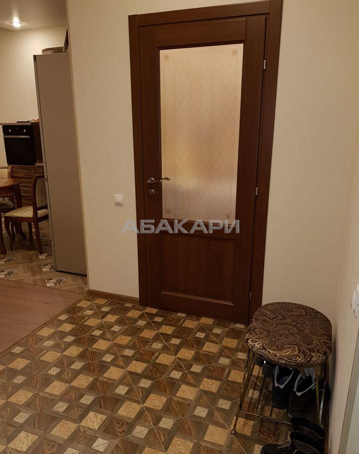 2к квартира ул. Авиаторов, 21 | 60000 | аренда в Красноярске фото 1