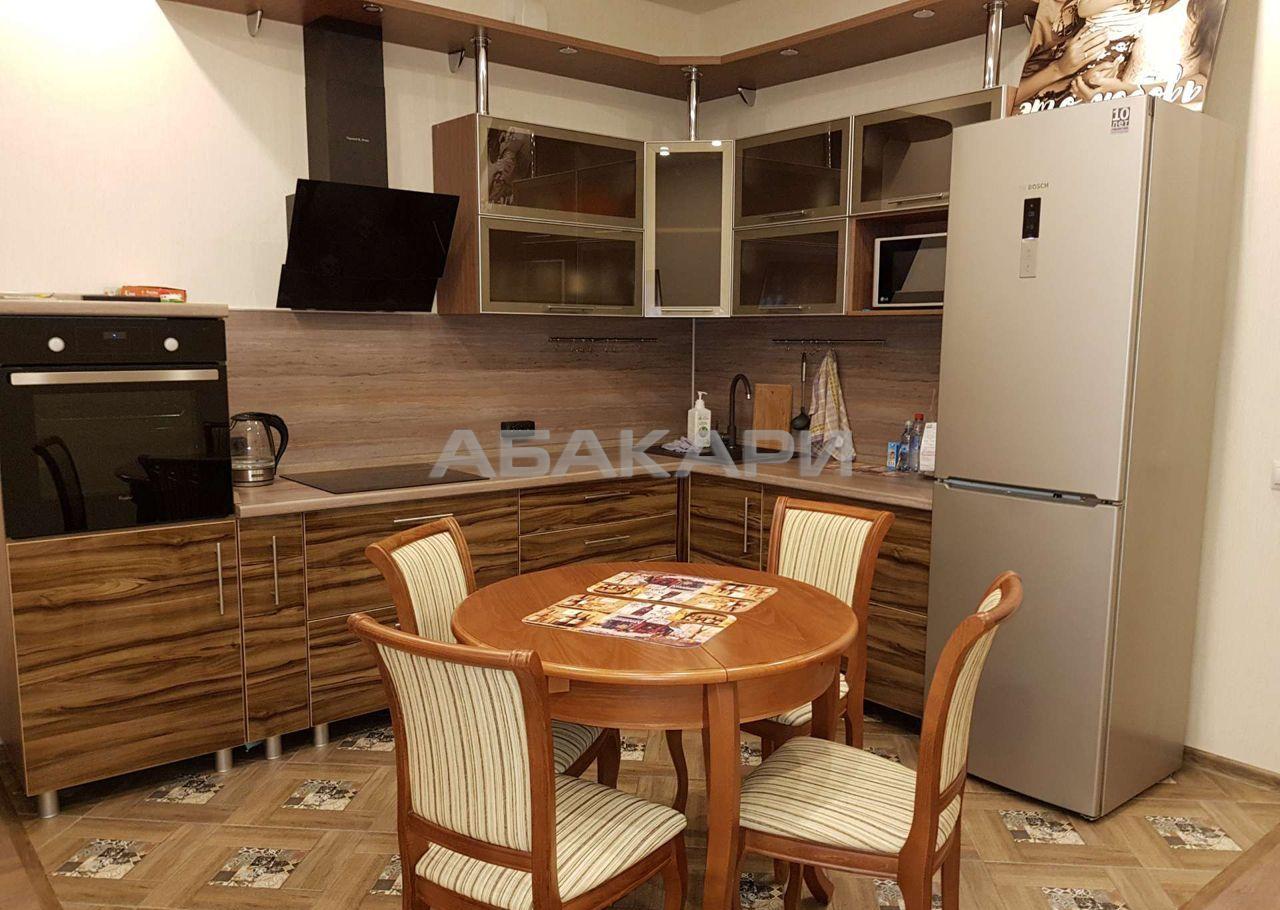 2к квартира ул. Авиаторов, 21 | 60000 | аренда в Красноярске фото 4