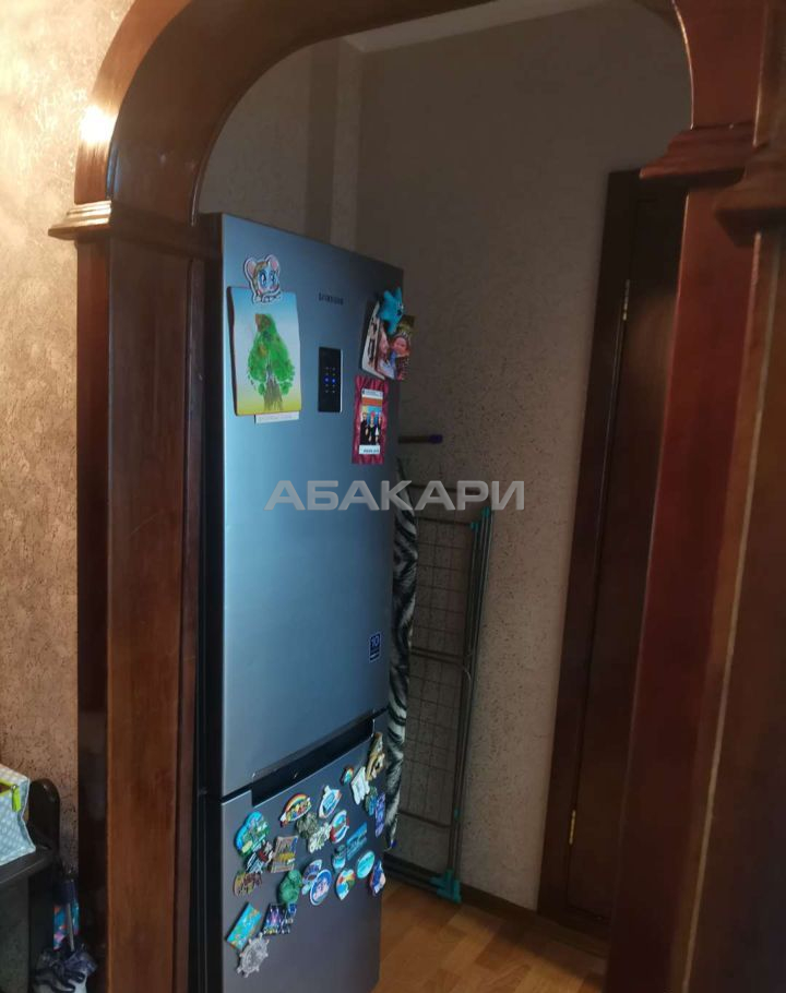 1к квартира микрорайон Ветлужанка, ул. Петра Словцова, 7   17000   аренда в Красноярске фото 5