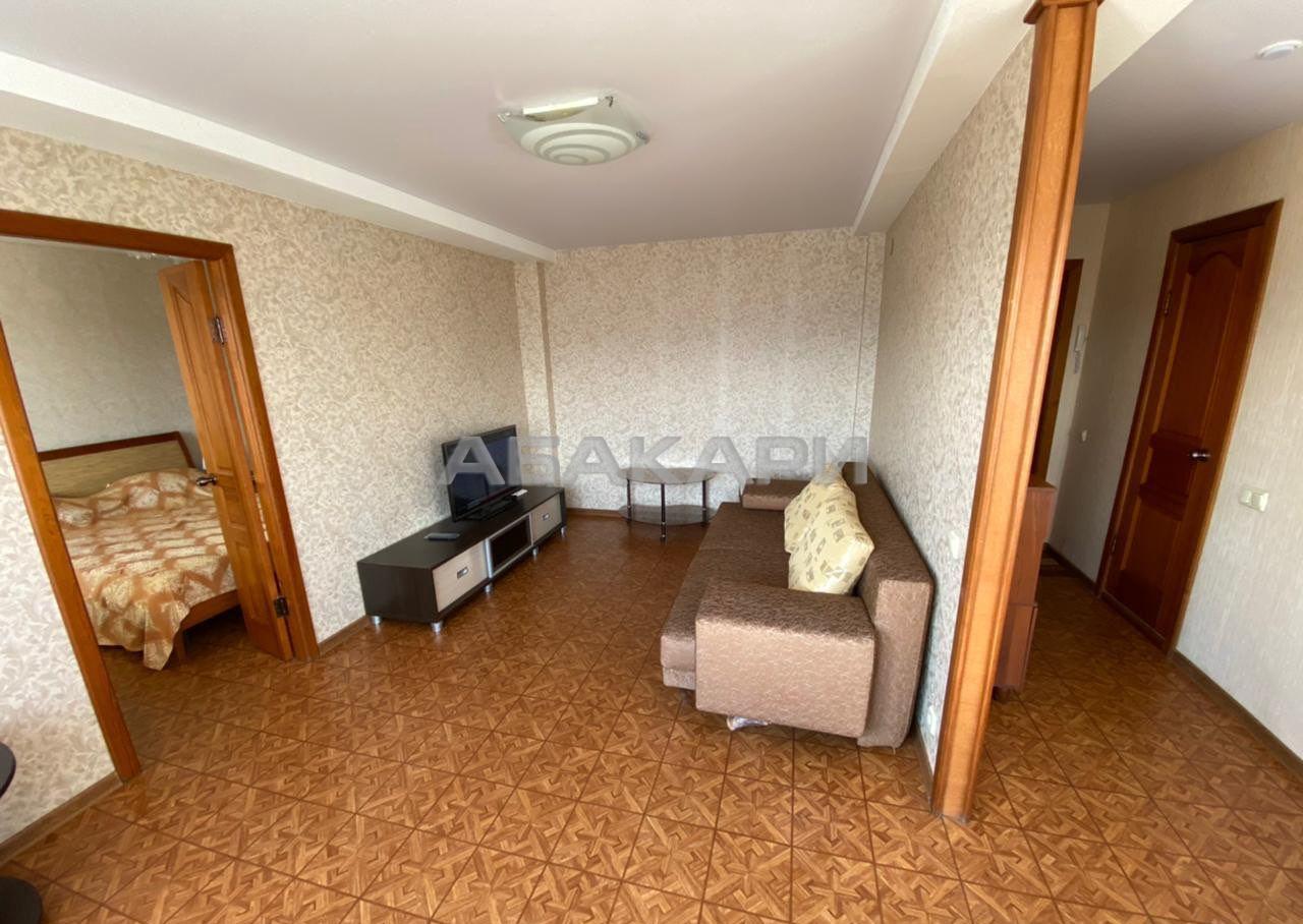 2к квартира ул. Дубровинского, 106 | 30000 | аренда в Красноярске фото 7