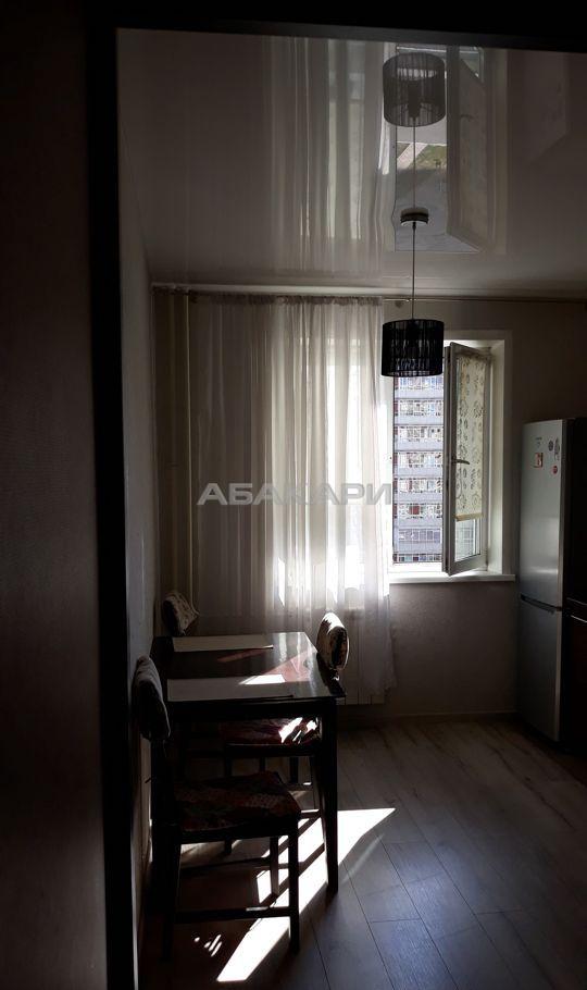 1к квартира ул. Молокова, 10 5/10 - 42кв | 20000 | аренда в Красноярске фото 1