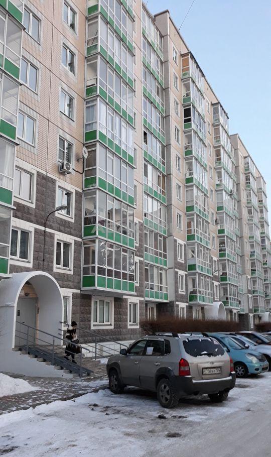 1к квартира ул. Молокова, 10 5/10 - 42кв | 20000 | аренда в Красноярске фото 5