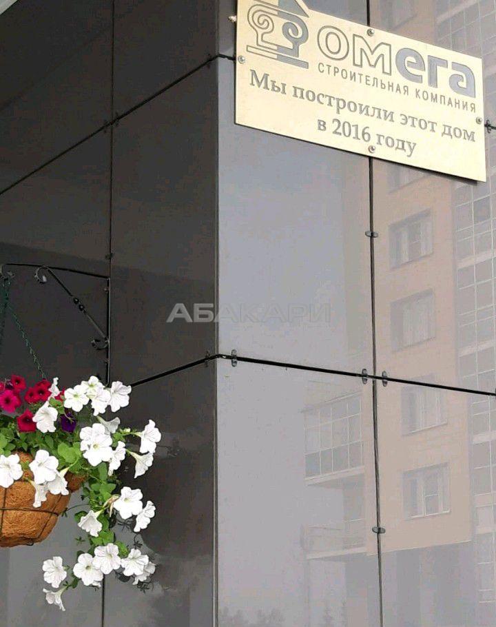 1к квартира ул. Партизана Железняка, 21А | 30000 | аренда в Красноярске фото 0