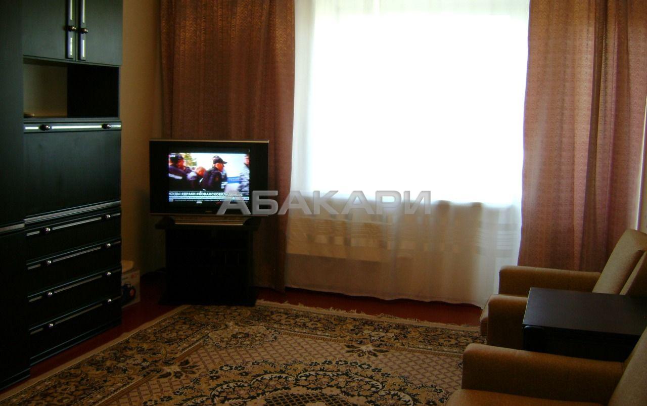 1к квартира ул. Ленина, 97   17000   аренда в Красноярске фото 1