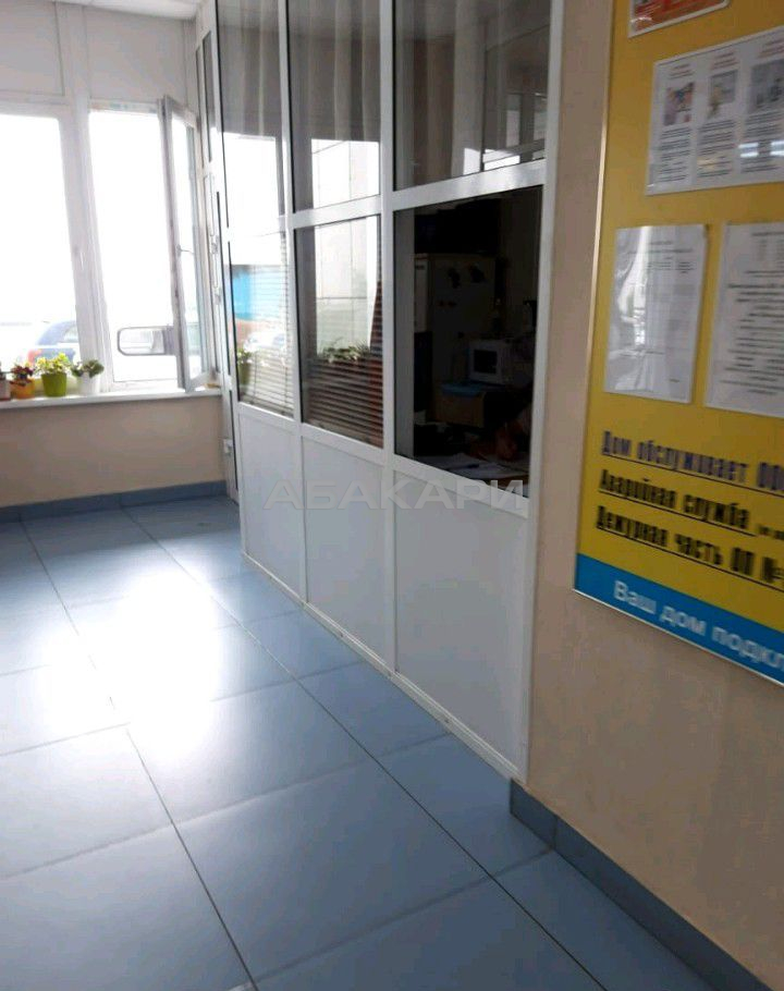 1к квартира ул. Партизана Железняка, 21А | 30000 | аренда в Красноярске фото 1