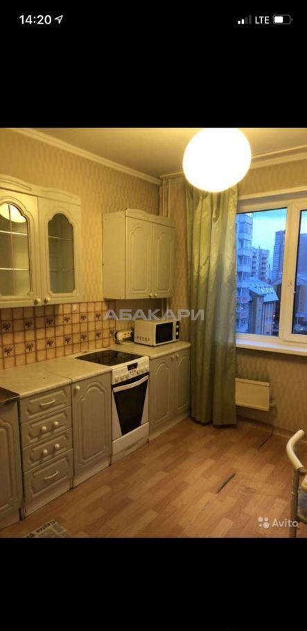 1к квартира ул. Алексеева, 111   15000   аренда в Красноярске фото 0