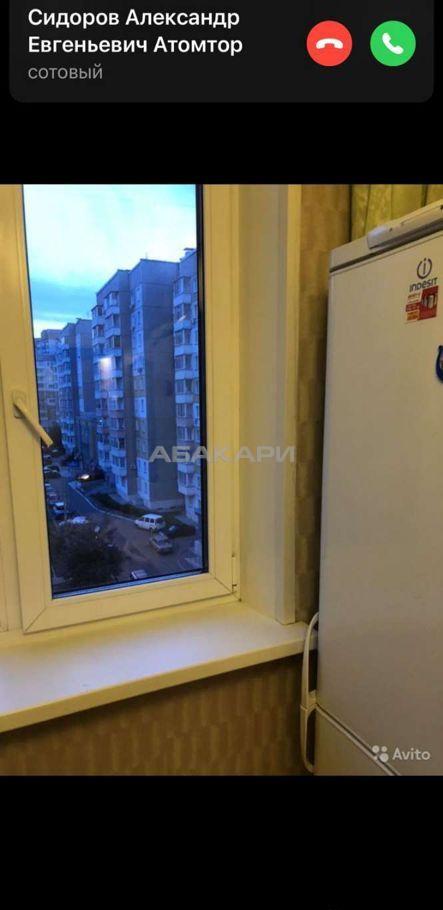 1к квартира ул. Алексеева, 111   15000   аренда в Красноярске фото 4