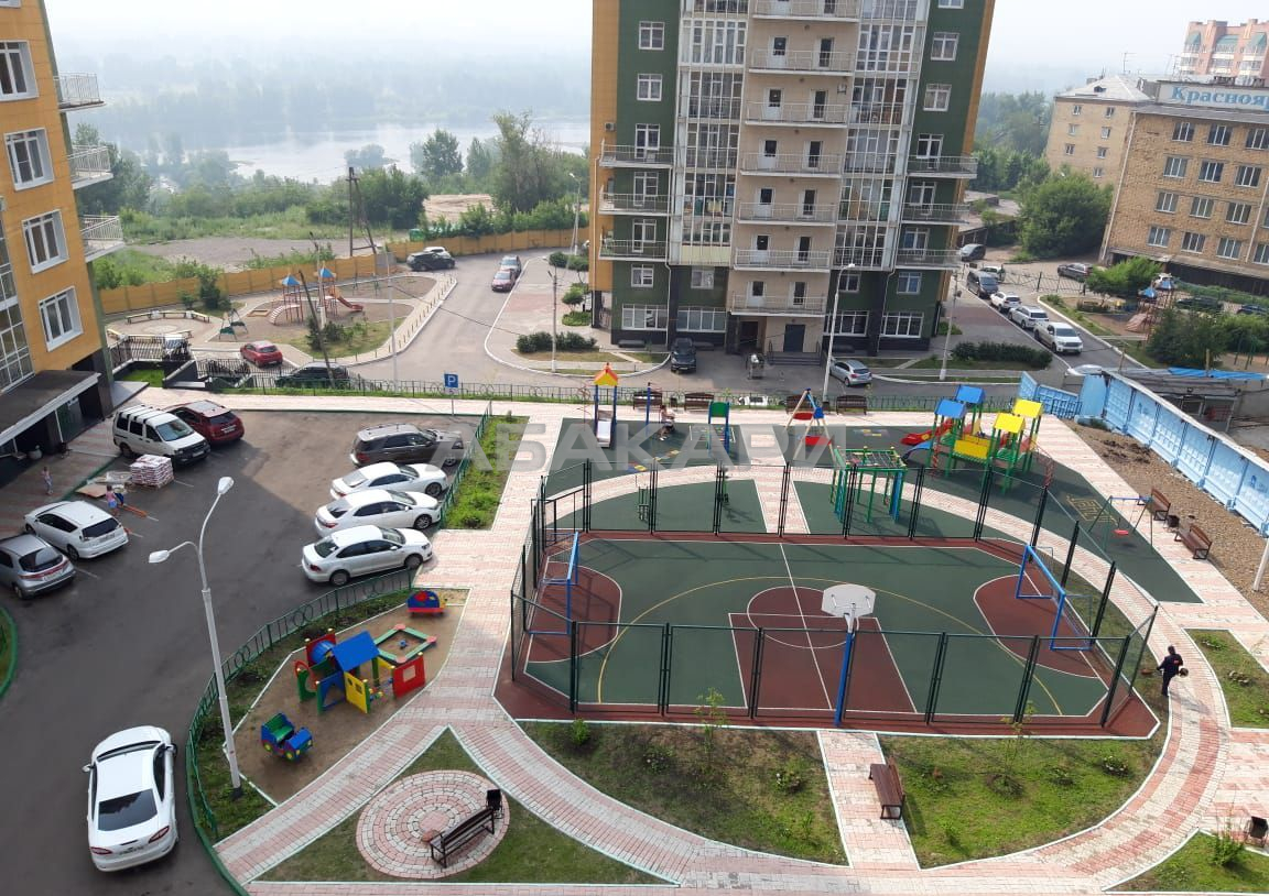 1к квартира ул. Партизана Железняка, 21А | 30000 | аренда в Красноярске фото 7