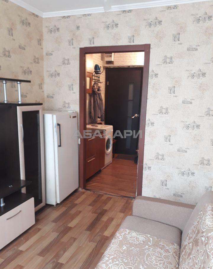1к квартира Медицинский пер., 20 | 8000 | аренда в Красноярске фото 1