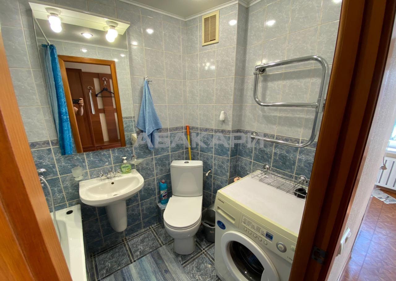 2к квартира ул. Дубровинского, 106 | 30000 | аренда в Красноярске фото 4