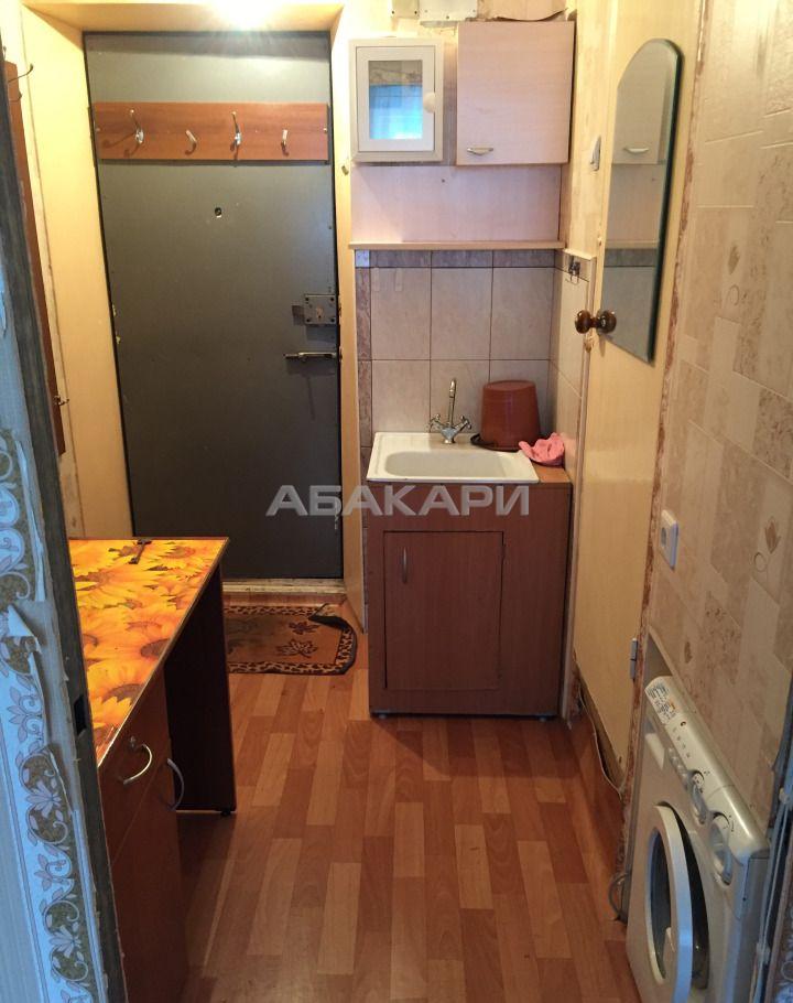 1к квартира ул. Толстого, 45 2/5 - 12кв | 11000 | аренда в Красноярске фото 3